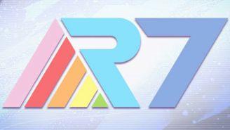 Este es el logo de Rainbow7