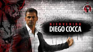 Diego Cocca, anunciado como entrenador de Xolos