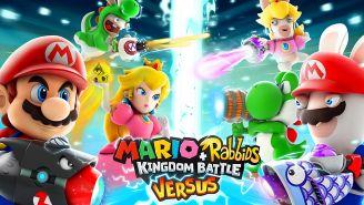Las emociones en Mario + Rabbids continúan con el modo versus