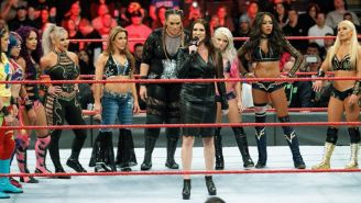 Stephanie McMahon en RAW