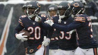 Chicago Bears celebra TD de Prince Amukamara
