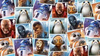 Personajes del mundo de Star Wars