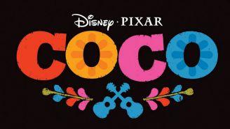 Cartel oficial de la película Coco