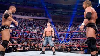 John Cena en Royal Rumble 2008