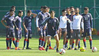 Chivas entrena bajo las indicaciones de Matías Almeyda