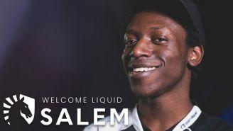 Salem, el nuevo fichaje de la escuadra líquida