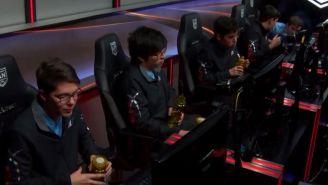 Tranquilidad en los jugadores de R7 tras vencer a D9