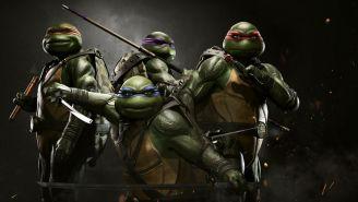 Leonardo y compañía hacen su aparición en Injustice 2