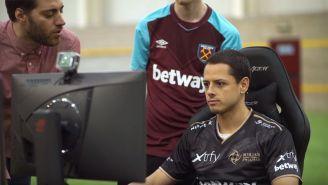 Chicharito juega Counter-Strike: Global Offensive