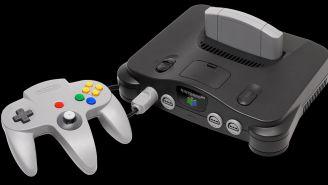 Así luce el Nintendo 64