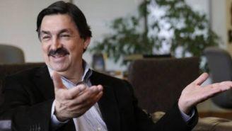 Gómez Urrutia, durante una entrevista