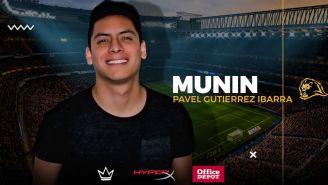 Munin representará a Lyon en torneos de FIFA 18