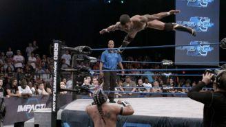 Dezmond Xavier se lanza contra Drago en función de Impact