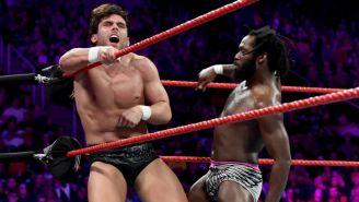 Swann castiga a Noam Dar en lucha Fatal 4 Way en la División Crucero