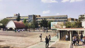 Alumnos en Ciudad Universitaria