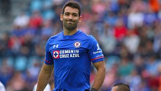 Cauteruccio se lamenta en juego de Cruz Azul
