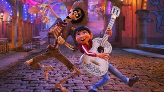 Poster de la película Coco