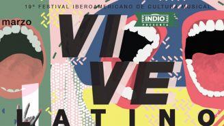 El Vive Latino se realizará los 17 y 18 de marzo