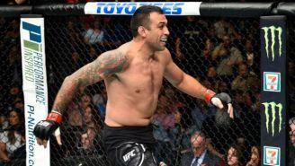 Werdum celebra un triunfo en UFC