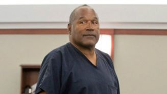 O.J. Simpson, durante una audiencia