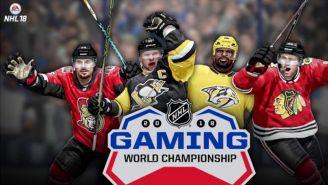 El Gaming World Championship 2018 busca al mejor jugador de hockey virtual