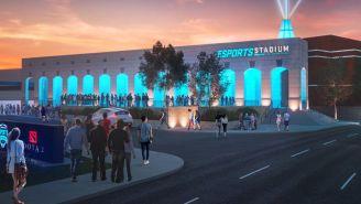 El Esports Stadium será el complejo más grande de deportes electrónicos en Estados Unidos