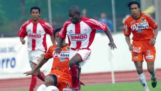 Núñez, durante juego contra Chiapas