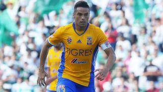 Juninho, durante un partido frente a Santos