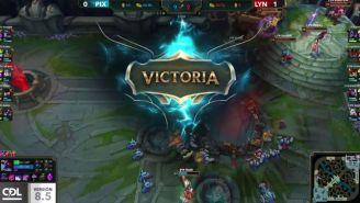 Pixel Esports, sacando el empate contra Lyon Gaming