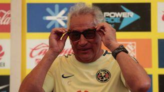 Cuéllar, en conferencia de prensa previo a la J11 de la Liga MX Femenil