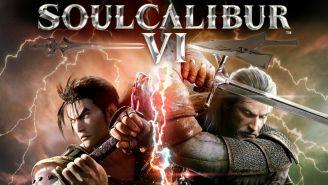 Poster del Soul Calibur VI