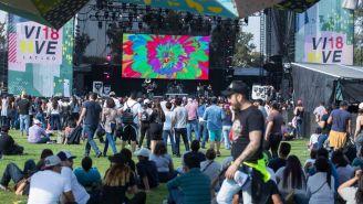 Los fans estuvieron atentos a los músicos en el Vive
