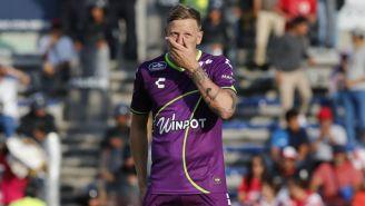 Méndez, en lamento tras fallar un gol con Veracruz