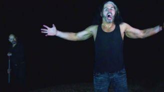Woken Matt Hardy festeja el triunfo