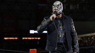 Rey Mysterio habla en NJPW