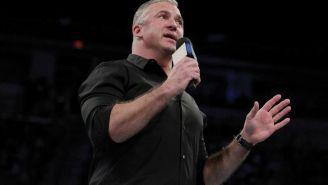 Shane McMahon en SmackDown Live