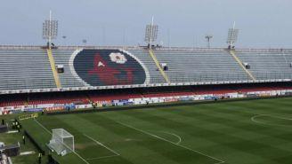 Grada del Estadio Luis 'Pirata' Fuente, casa de Veracruz