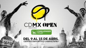 Promocional del CDMX Open