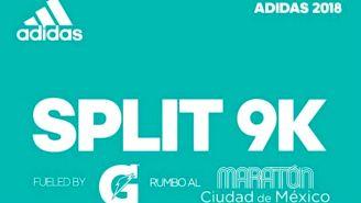 Split 9K Adidas pondrá a prueba a los runners