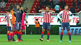 Chivas, en lamento tras la derrota contra Santos en la J6