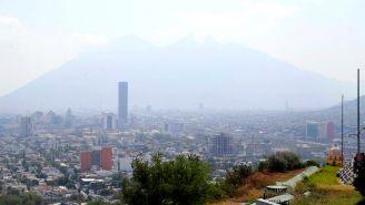 La contaminación en la capital norteña incrementó este fin de semana