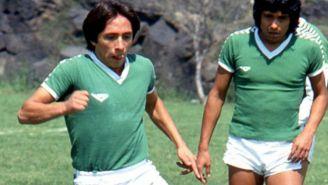 Negrete, en un juego de la Selección Mexicana