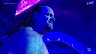 Undertaker reaparece en WrestleMania