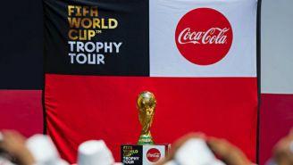 La Copa del Mundo en su llegada a México