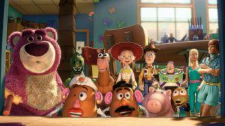 Personajes de la película Toy Story
