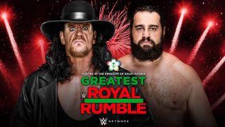 Undertaker se medirá a Rusev en el evento