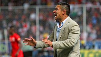 Ambriz durante la Final de Copa MX