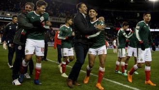 Chivas festeja pase a la Final de Concachampions