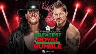 Chris Jericho enfrentará a Undertaker