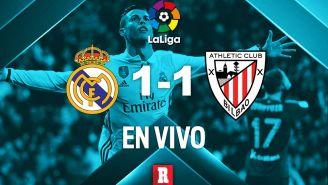 EN VIVO Y EN DIRECTO: Real Madrid vs Athletic de Bilbao
